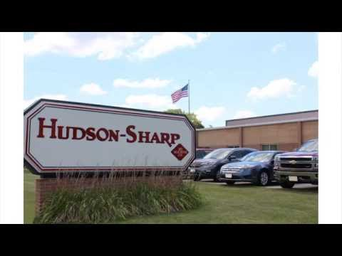 Who is Hudson-Sharp?