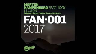 Morten Hampenberg feat. Yoav - Illusion (Original Mix)