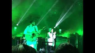 Kasabian Fire Live Royal Albert Hall 24/3/18