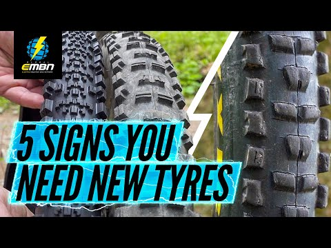 5 Signs You Need New Tyres | E Bike Maintenance