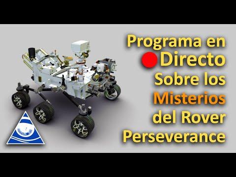 🔴 Los Misterios del Rover Perseverance