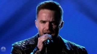 America's Got Talent Brian Justin Crum I'm not belong 071916