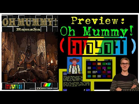 Preview: Oh Mummy! (Fitosoft)