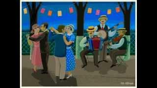 Soirée Bal musette - La Java Bleue     17/300