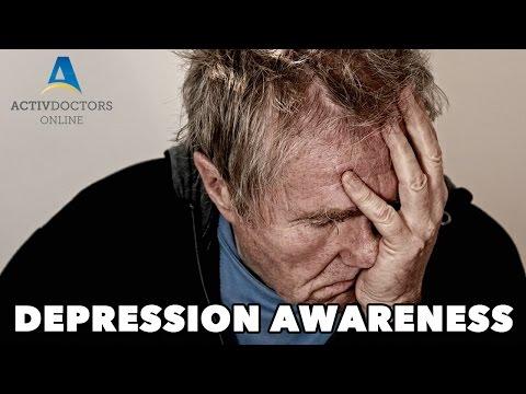 Depression Awareness - October 2016 Webinar