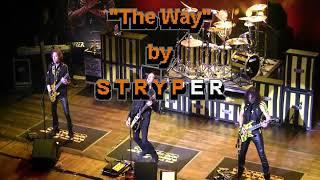 Karaoke the way by Stryper