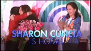 Your Face Sounds Familiar: Sharon Cuneta is Home!