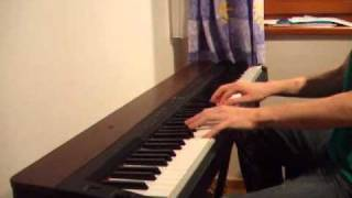 Apocalyptica feat. Gavin Rossdale - End Of Me - Piano Cover