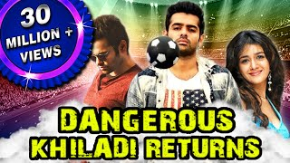 Dangerous Khiladi Returns (Jagadam) Hindi Dubbed Full Movie | Ram Pothineni, Isha Sahani width=