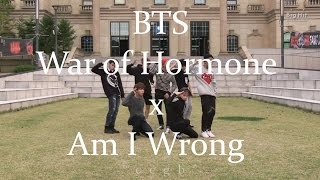 BTS - War Of Hormone x Am I Wrong