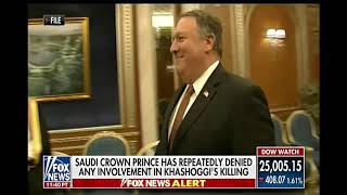 The Saudi Arabian Crown Prince Repeatedly Denies Knowing Anything About Khashoggi Death