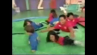 Family Challenge Commercial 1995