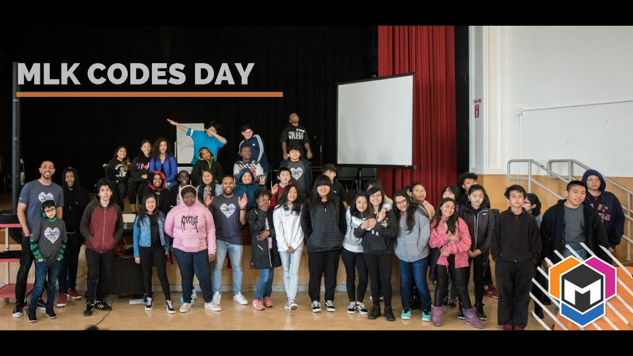 MLK Codes Day 2019 video preview