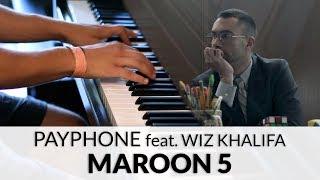 Maroon 5 - Payphone feat. Wiz Khalifa | Piano Cover