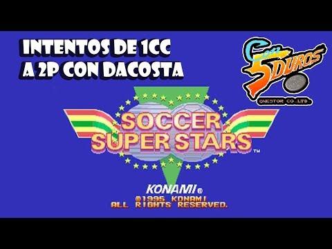 DIRECTO: SOCCER SUPER STARS (Intentos de 1cc a 2P con Carlos Dacosta)