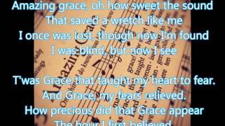 Gregorian ~  Amazing Grace  Lyrics