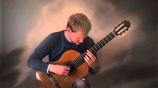 Metroid - Title Theme (NES, Acoustic Classical Guitar Cover by Jonas Lefvert)