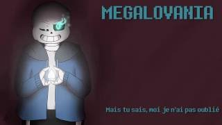[Spyritte] Megalovania (French Cover)