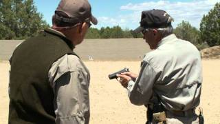 Sight Picture, Sight Alignment: Handgun Tip - Gunsite Academy Firearms Training