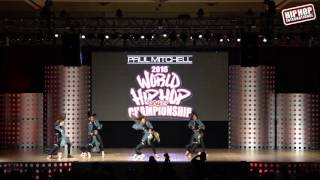 Bubblegum - New Zealand (Bronze Medalist Junior Division) @ #HHI2016 World Prelims