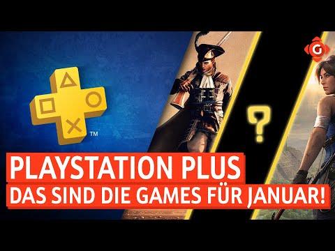 PlayStation Plus: Die Spiele im Januar! S.T.A.L.K.E.R. 2: Neuer Trailer veröffentlicht! | GW-NEWS