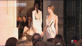 SANGUE NOVO SOFIA MACEDO Spring Summer 2014 Lisbon - Fashion Channel