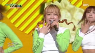 뮤직뱅크 Music Bank - 팝콘 - 립버블 (POPCORN - LIPBUBBLE).20170609