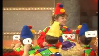 Kinderen voor Kinderen Festival 1992 - Mijn vader is een clown