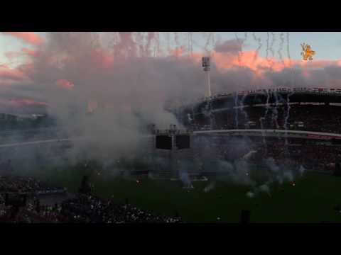 Fireworks from Gothia Opening Ceremony 2016