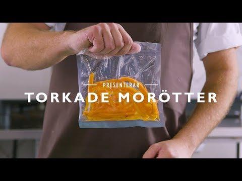 Matlagningstips från Jakob Kofoed - Torkade morötter