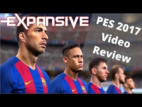 PES 2017 - There's Nou Limits - EXP Video Review