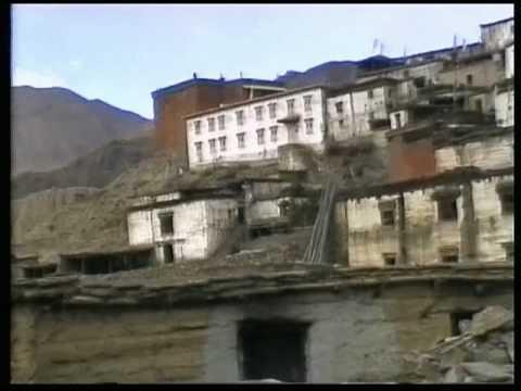 Nepal Annapurna Circuit Jhorkot to Kagbeni 1997
