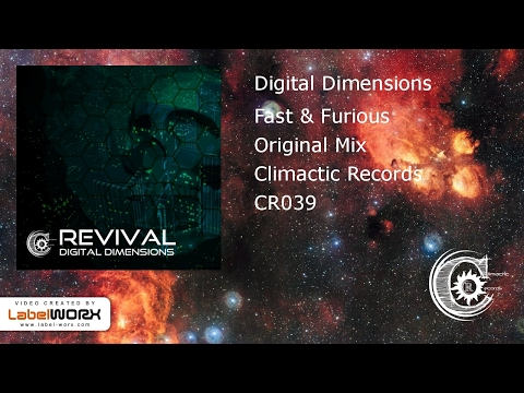 Digital Dimensions - Fast & Furious (Original Mix)