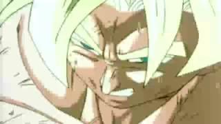 DBZ- Hit The Floor- Linkin Park {HD}