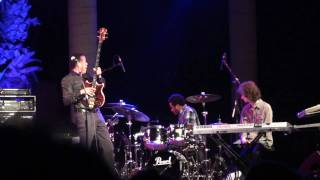 Stanley Clarke Band Live con Hiromi, Rusian Sirota y Ronald Bruner Jr (1)