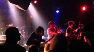 Breakdown Of Sanity, live in Ebullition 27.01.2012