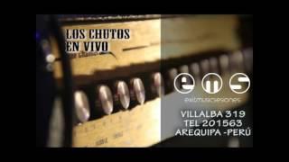 LOS CHUTOS  sesion1 - (en vivo) - BANDA AREQUIPEÑA - EXIT MUSIC STUDIO