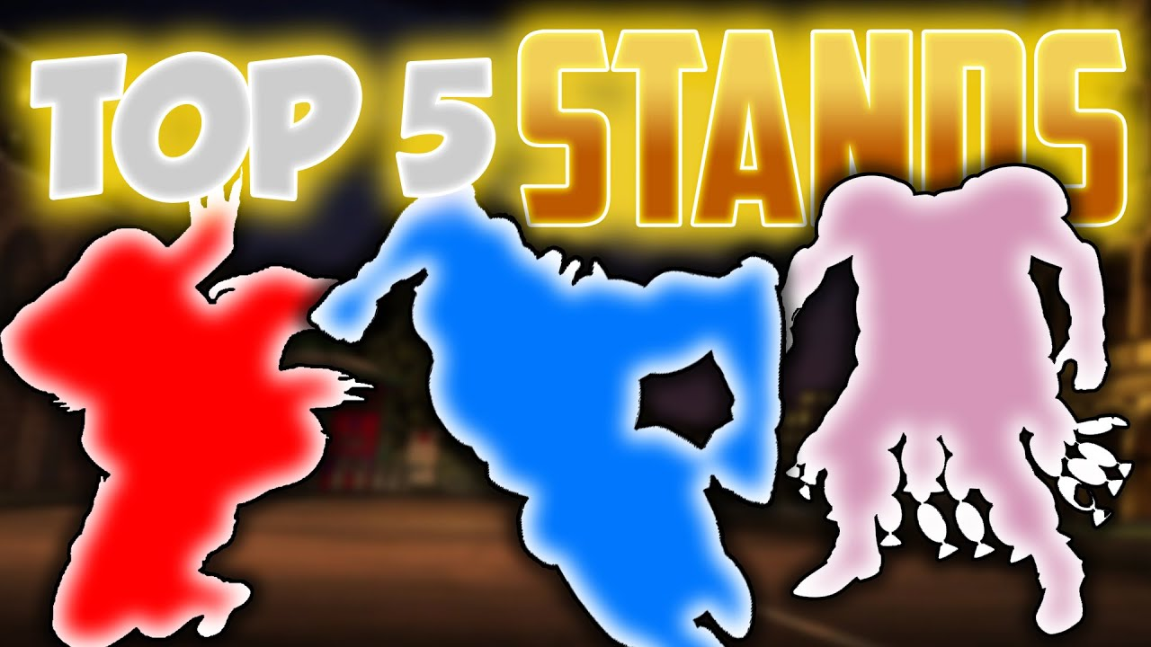 Ordinary Potato - TOP 5 STANDS IN YBA UPDATED 2021