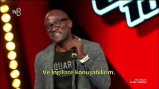 O Ses Türkiye Louis Diagobonya Uptown Funk 1.Tur Performans