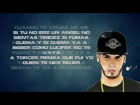 Mi Angel de Anuel Aa Letra y Video