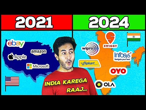 कैसे INDIA दुनिया का अगला SILICON VALLEY बन रहा है India is Becoming Next Silicon Valley