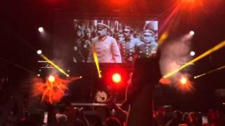 """Peja """"Poznańczyk"""" live LuxFest 2015"""