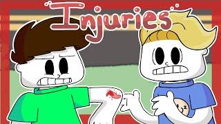 My Worst Injuries (ft. Haminations)