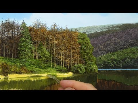 How I Paint Pines | Oil Painting | Episode 144