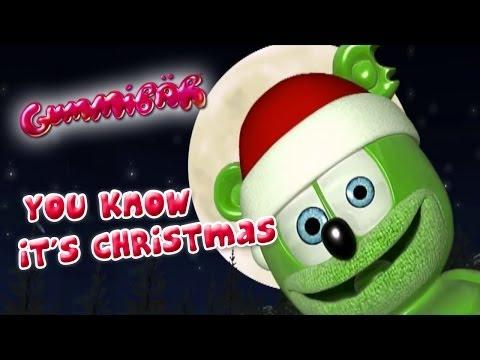 Gummy Bear - You Know It's Christmas