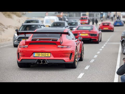 Supercars Arriving - Armytrix SVJ, SF90, Novitec 488, JCR Race GT3 RS, Larini F-Type, Akrapovic M4