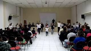 Coreografia: Exército - Priscilla Alcântara | Juventude Radical Freedom - Vaz Lobo |