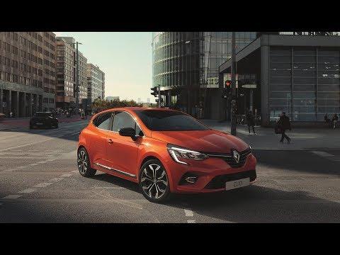 The All-new Renault CLIO: Exterior Design