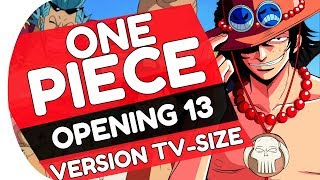 "ONE PIECE OPENING 13 ""One Day"" (Cover en Español)"