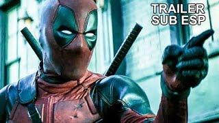 Deadpool 2 - Teaser Trailer Subtitulado 2018 No Good Deed